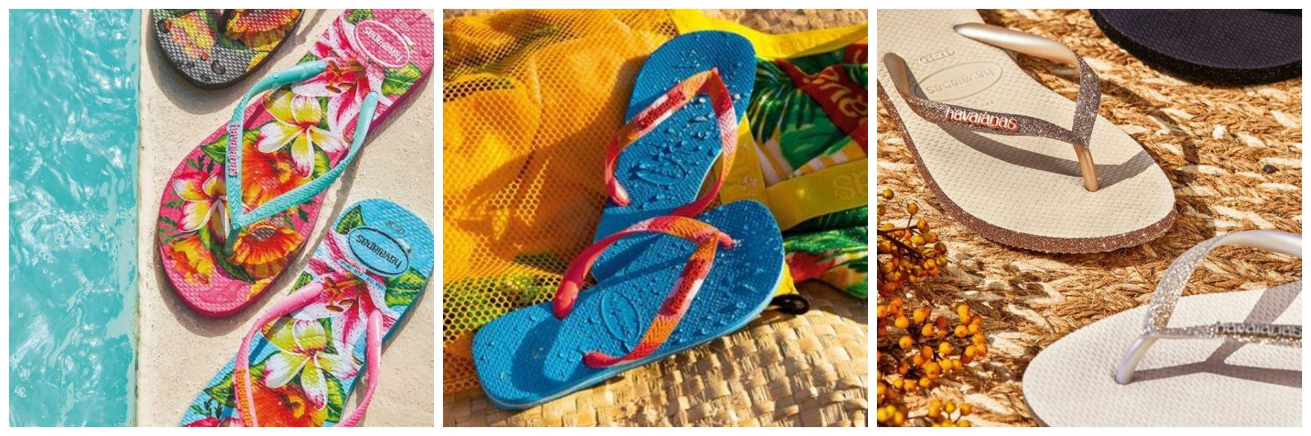 flip flop havaianas storia