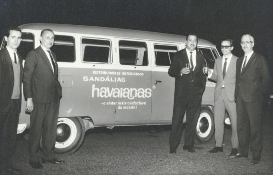 havaianas storia