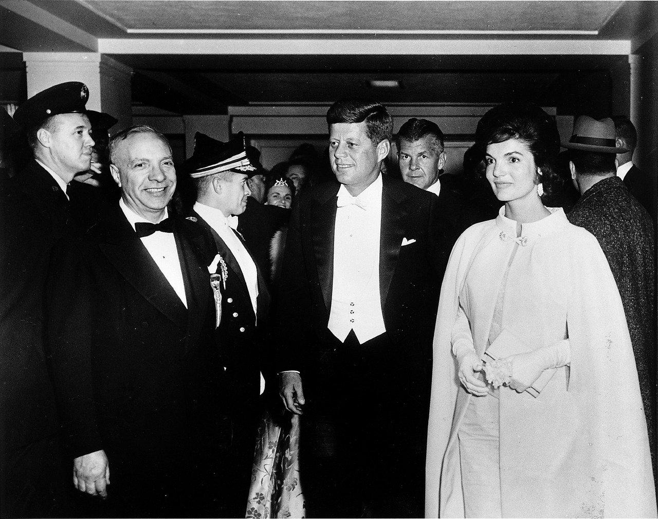 Jacqueline Kennedy chi era