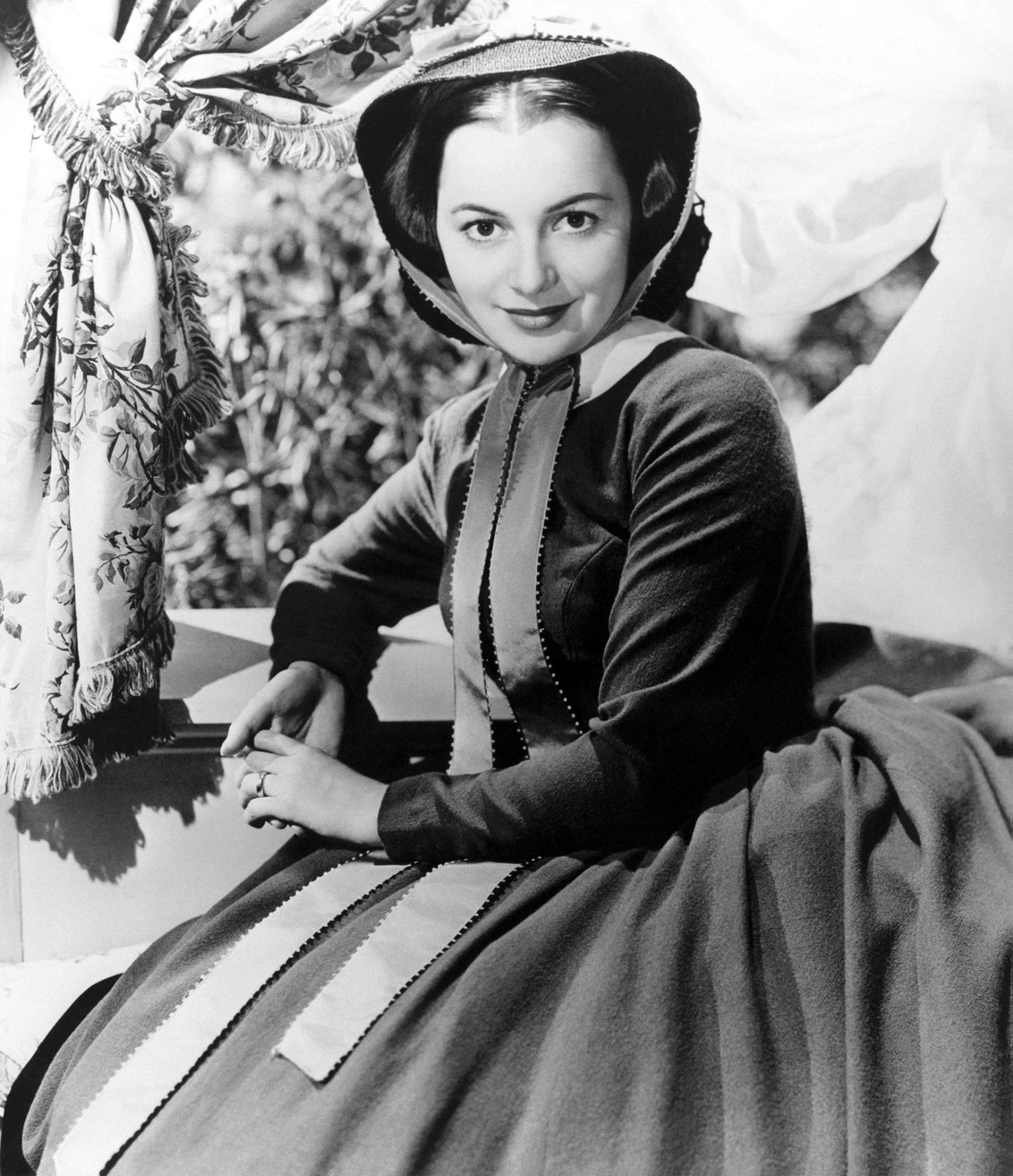 Olivia de Havilland, chi è l'attrice