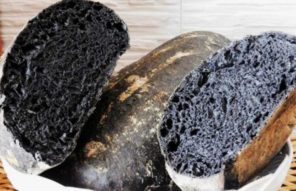 pane al carbone