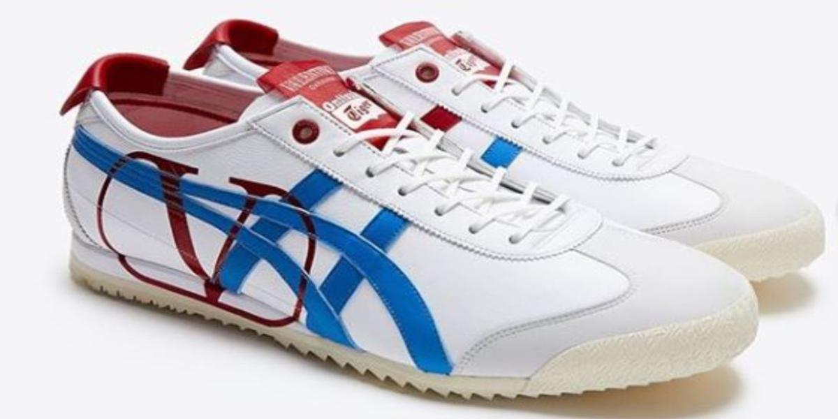 valentino sneakers onitsuka tiger
