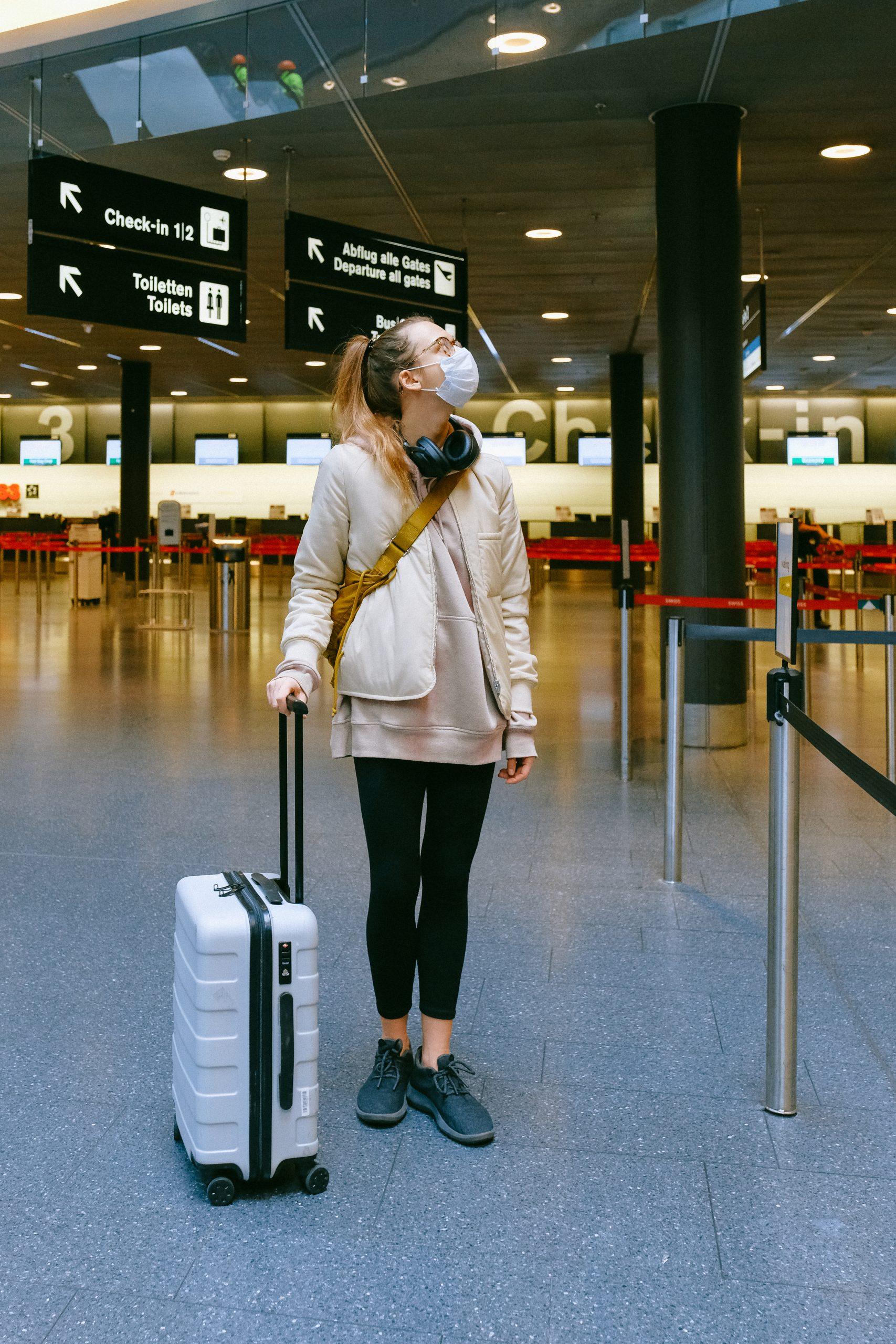 cosa indossare per viaggio aereo