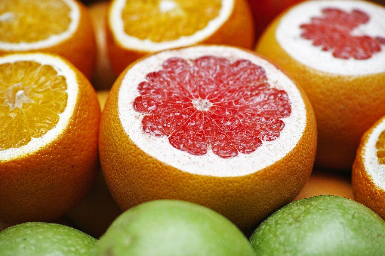 Agrumi: fai il pieno di vitamine non solo d'inverno