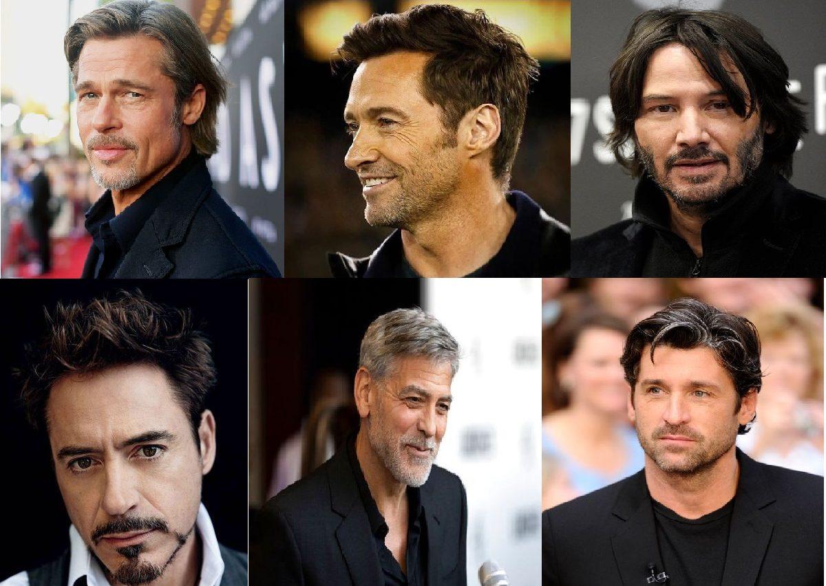 Hollywood: l'elisir di giovinezza degli attori invecchiati bene