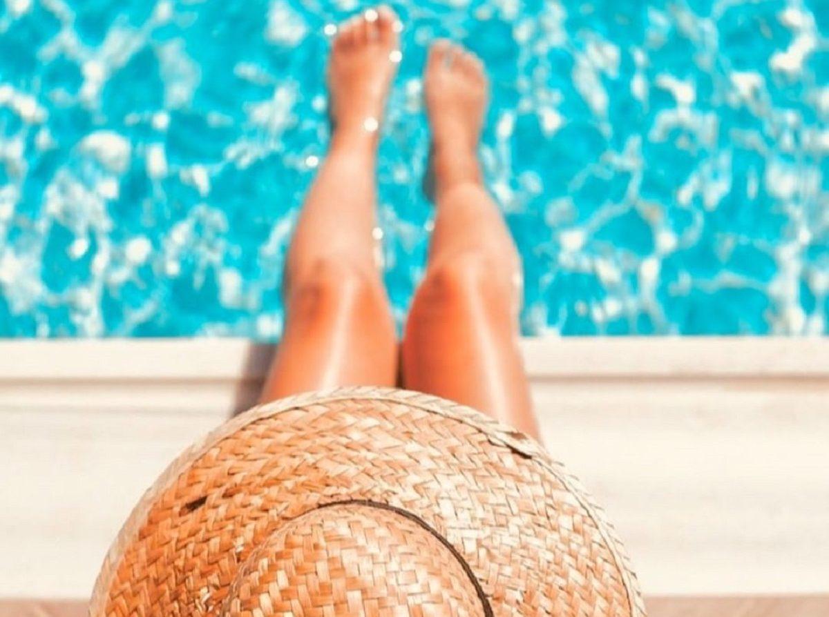 beauty recovery dopo sole e mare
