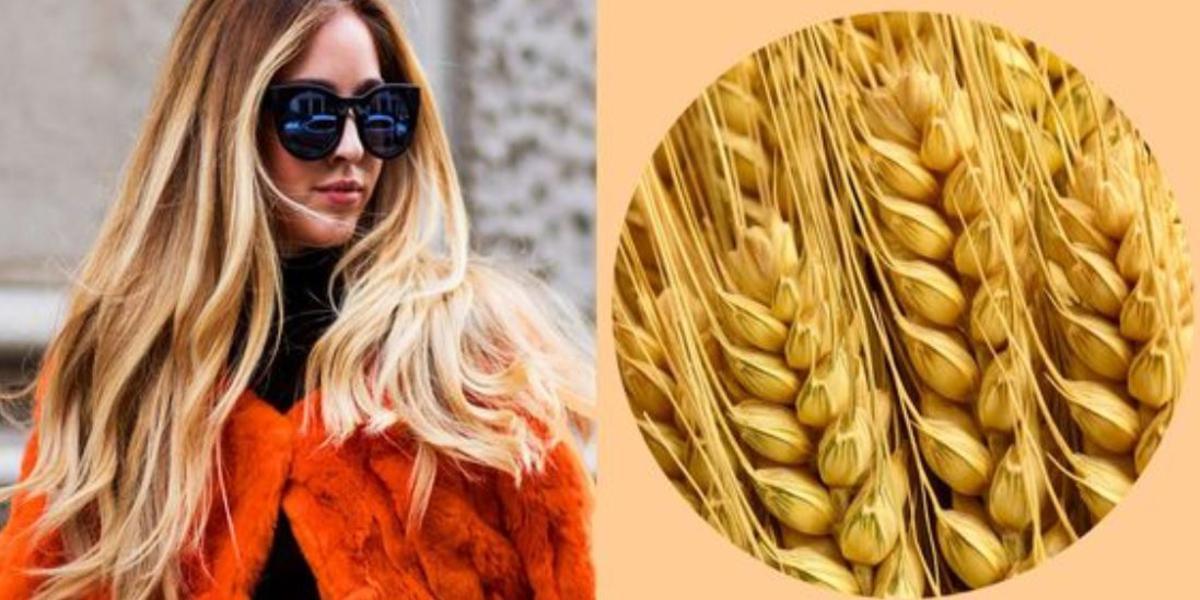 biondo grano colore fine estate 2020