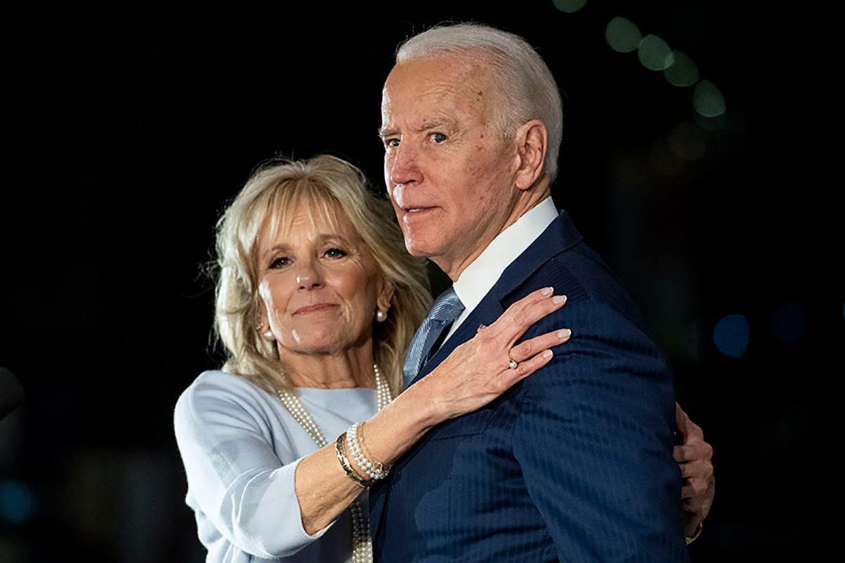 Chi è Jill Biden