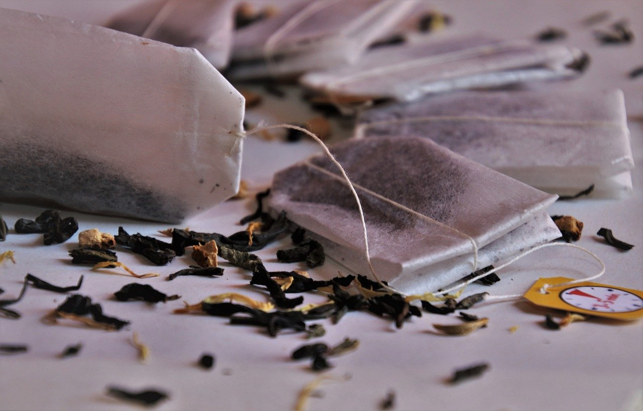 Come riciclare le bustine del tè