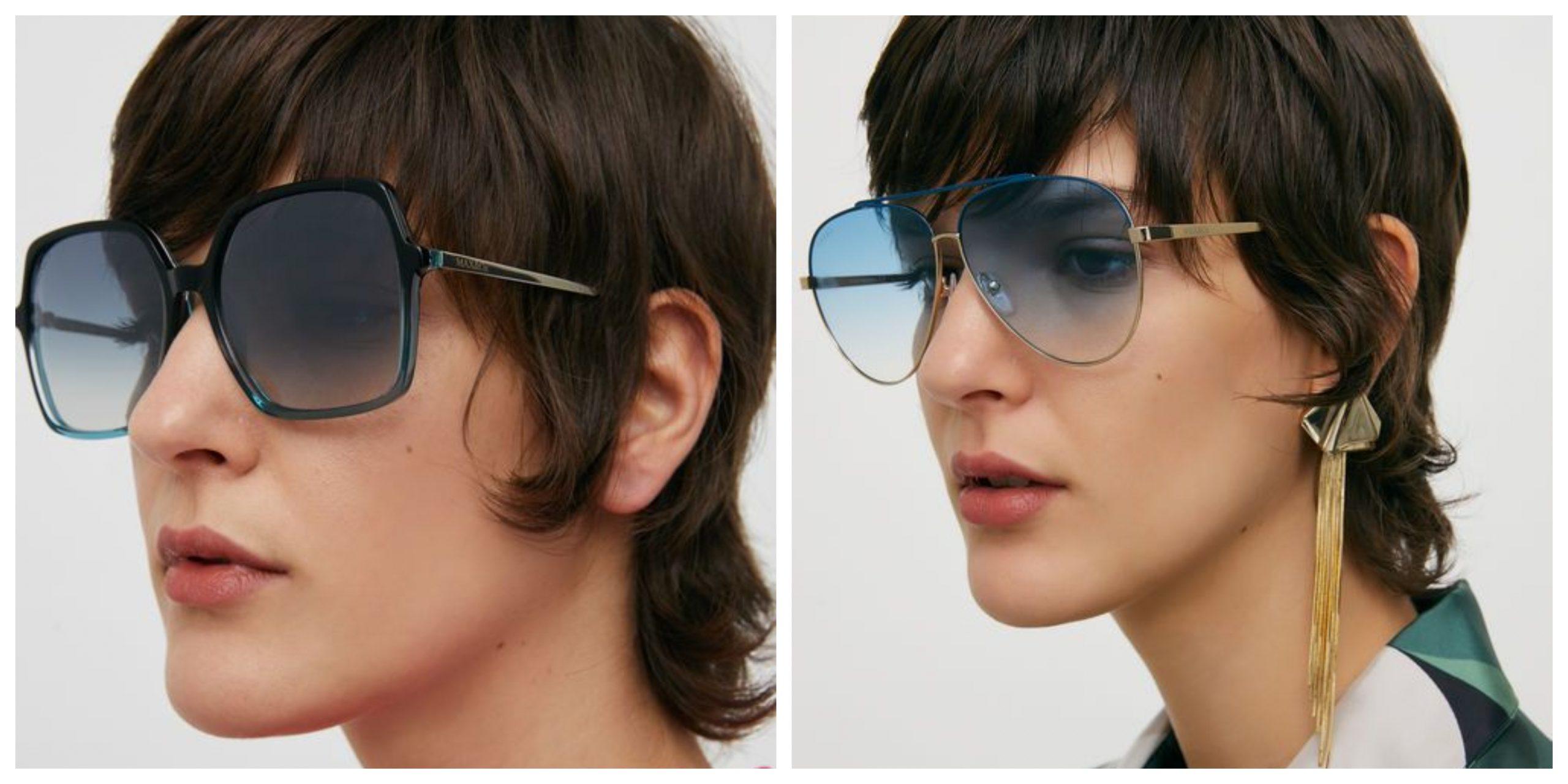 forma occhiali personalità