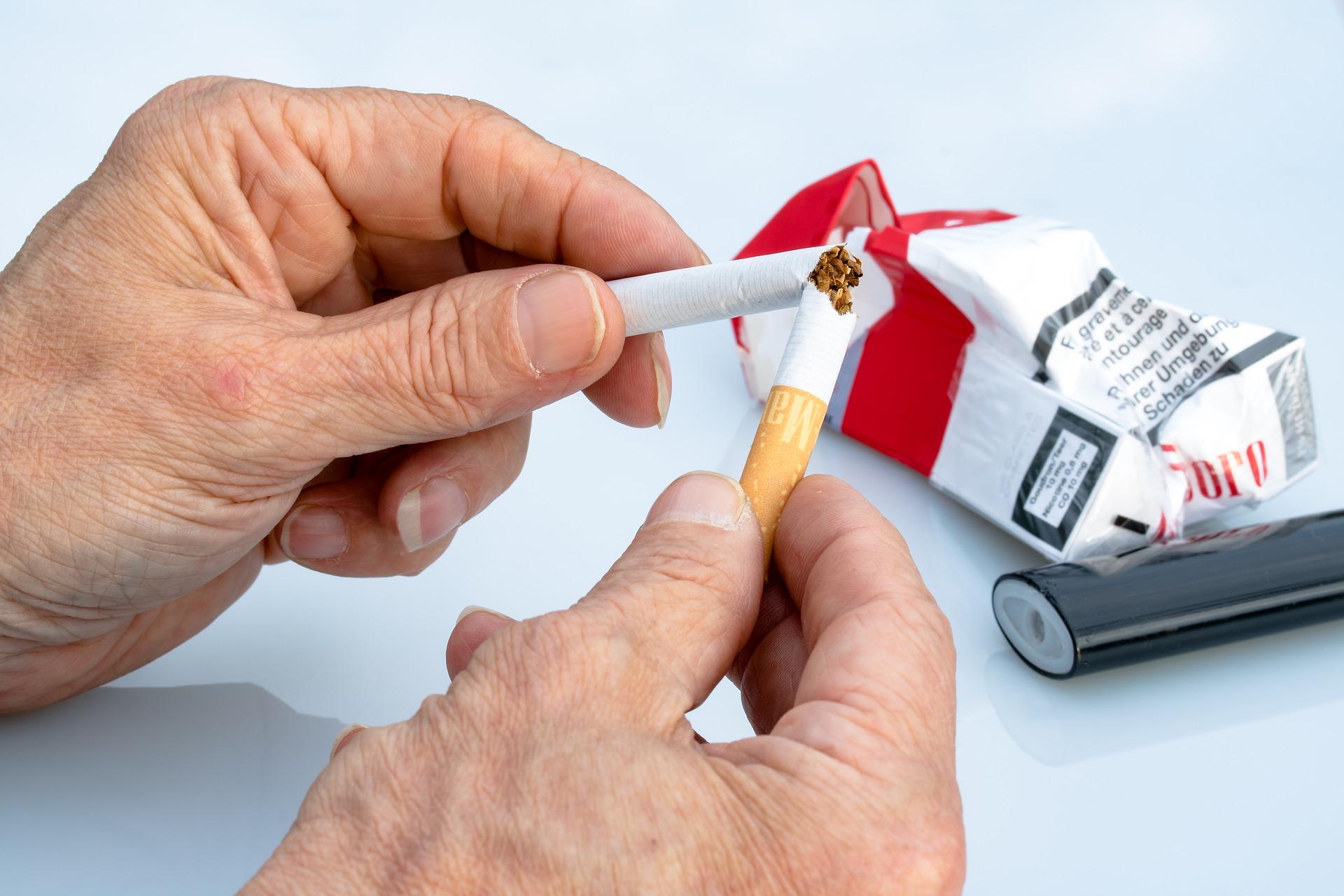 come smettere di fumare benefici giorno per giorno