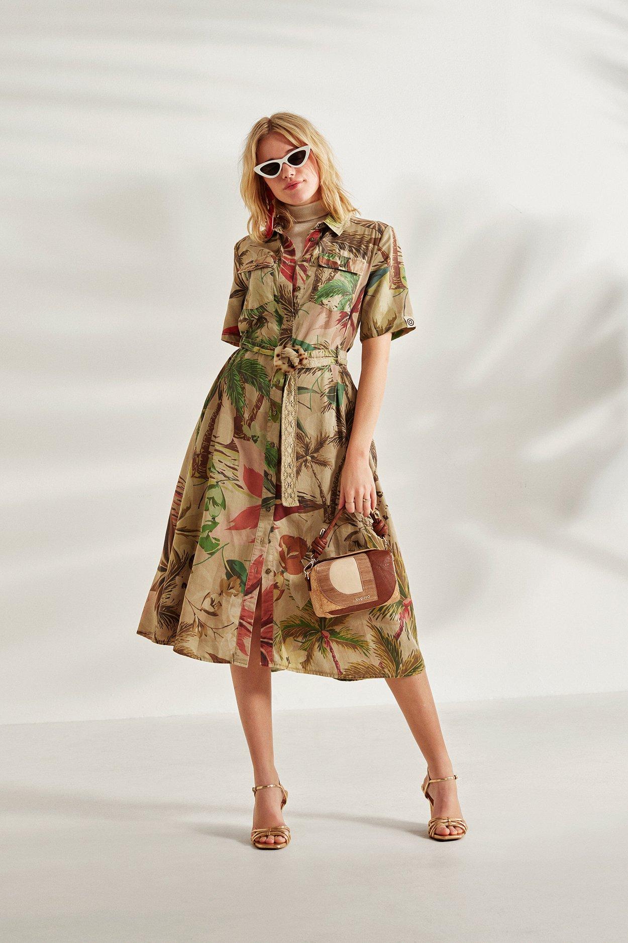 Stile safari come vestirsi