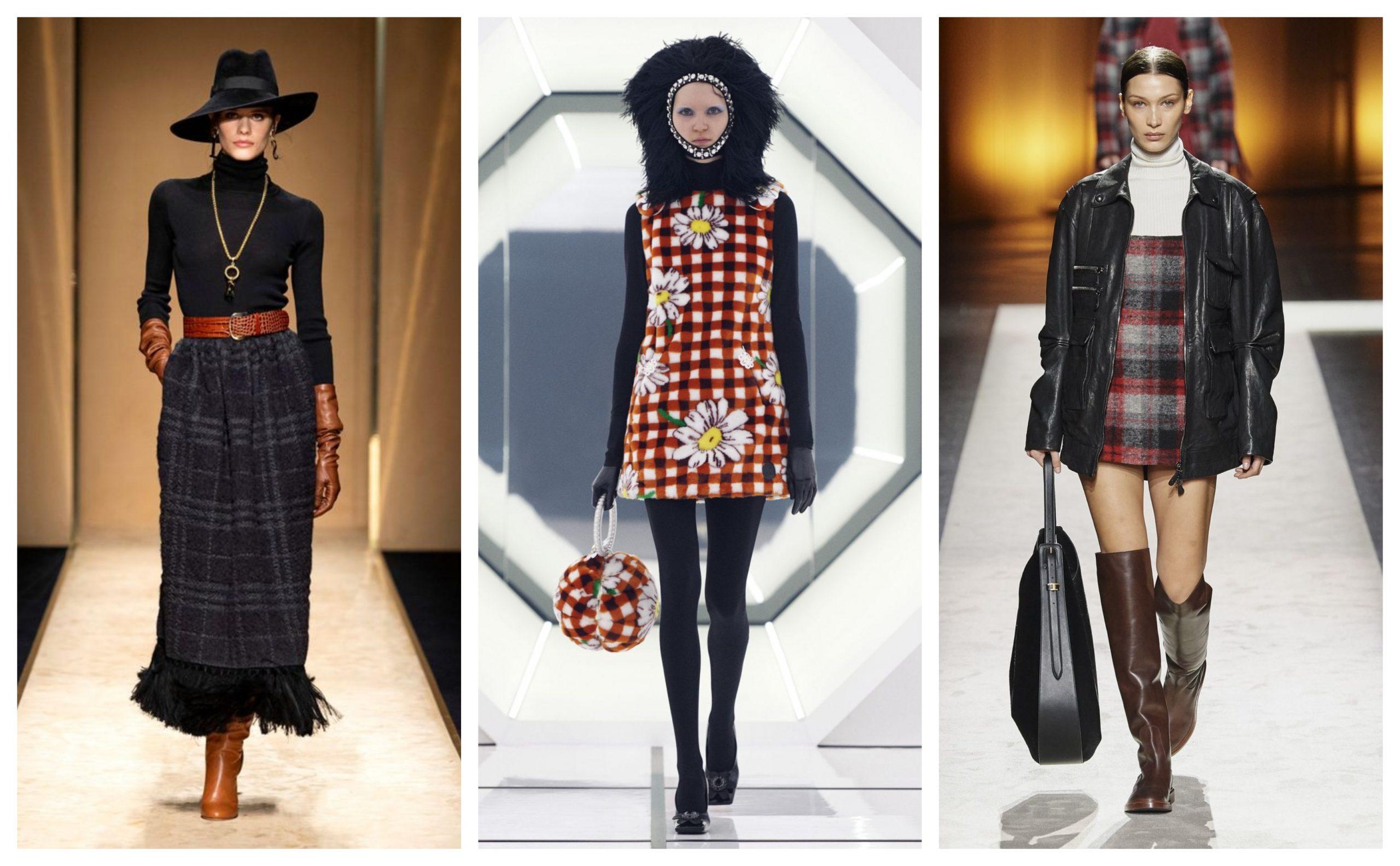 vestiti autunno inverno 2020 2021