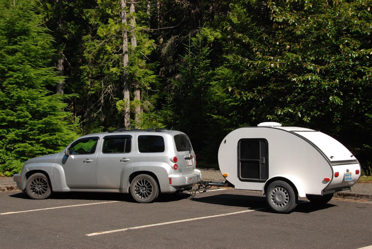 viaggiare in caravan