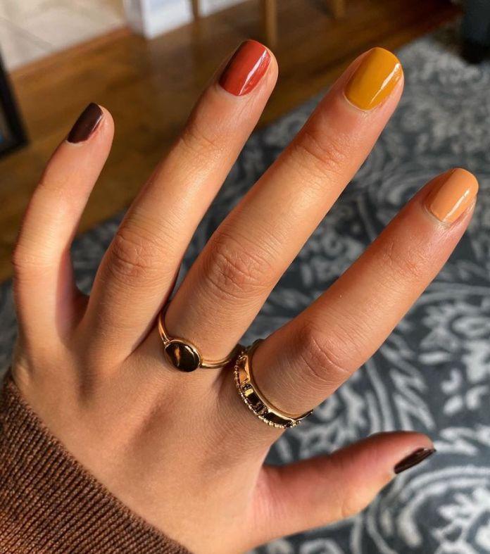 colori unghie autunno 2020