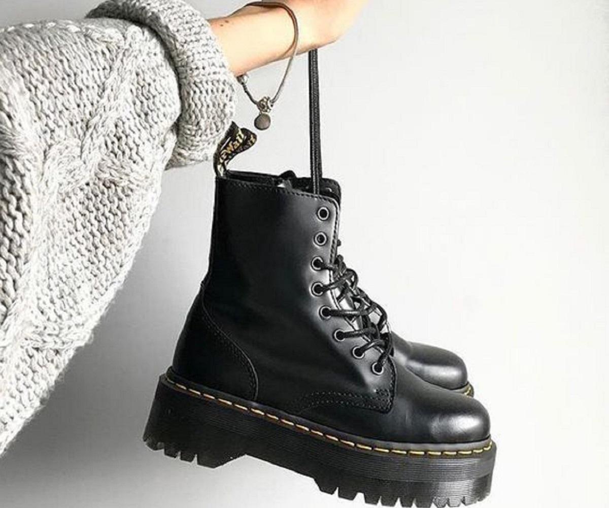 combat boots scarpe autunno inverno 2020-21