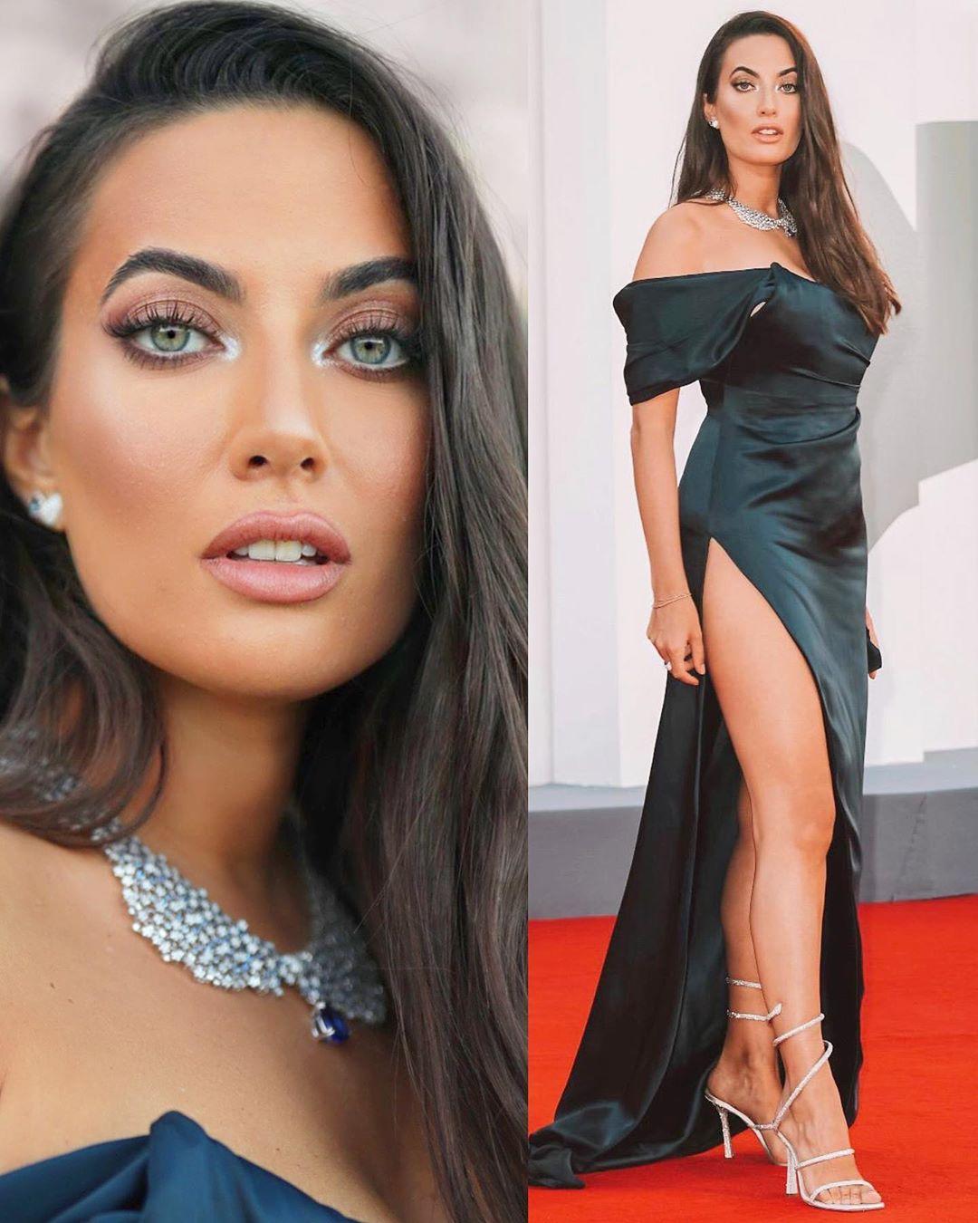 festival di venezia 2020 beauty look