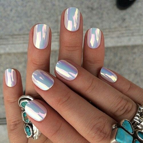 manicure cromata