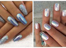 manicure cromata tendenza 2020