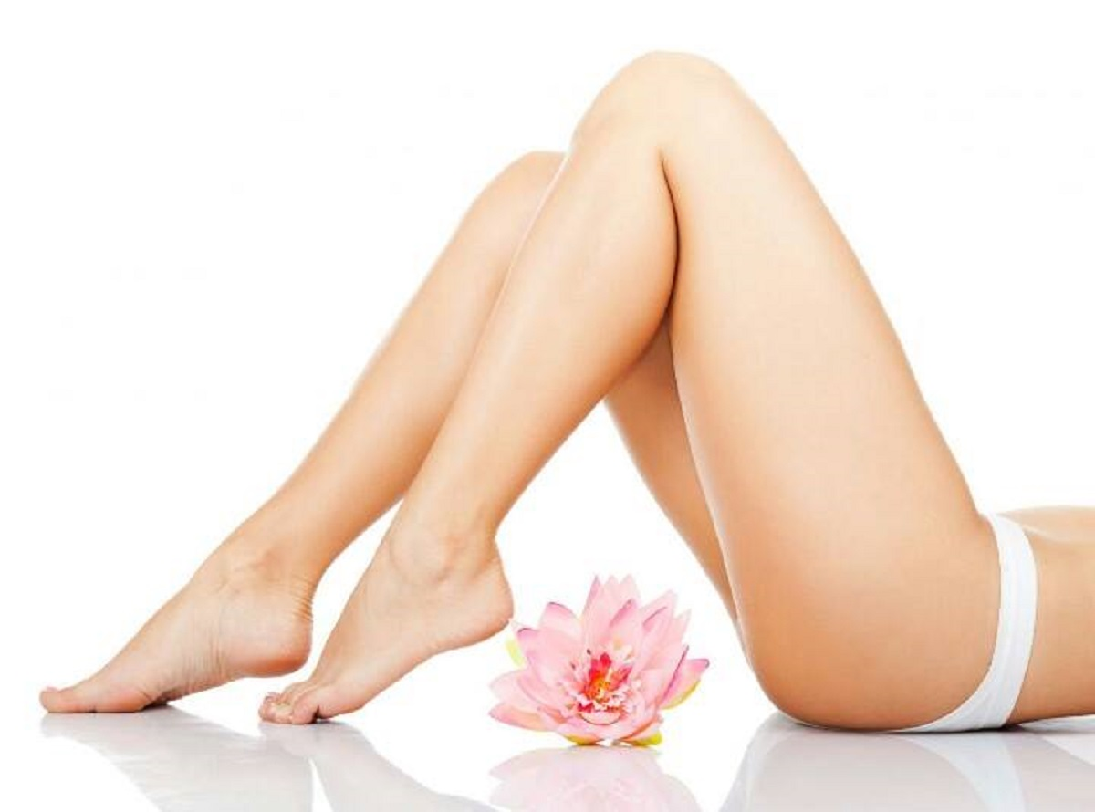 pelle secca gambe cause