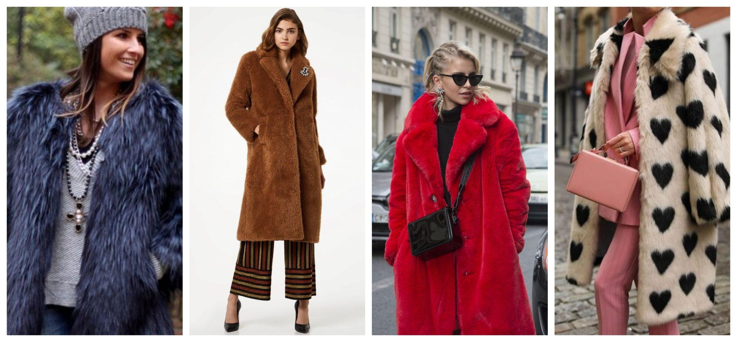 pellicce ecologiche inverno 2020
