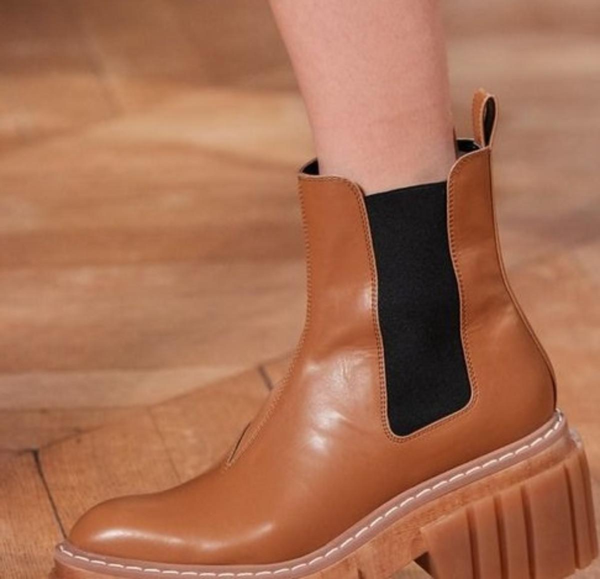 scarpe autunnali