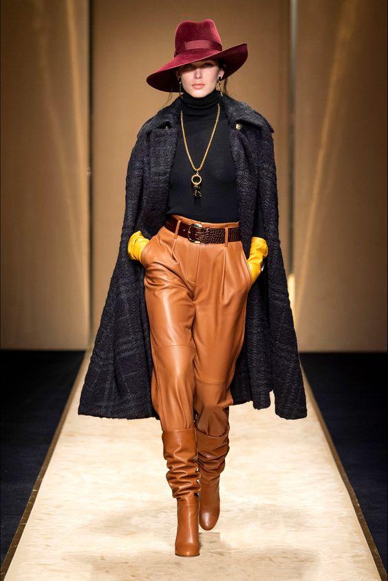 tendenze abbigliamento autunno inverno_pelle