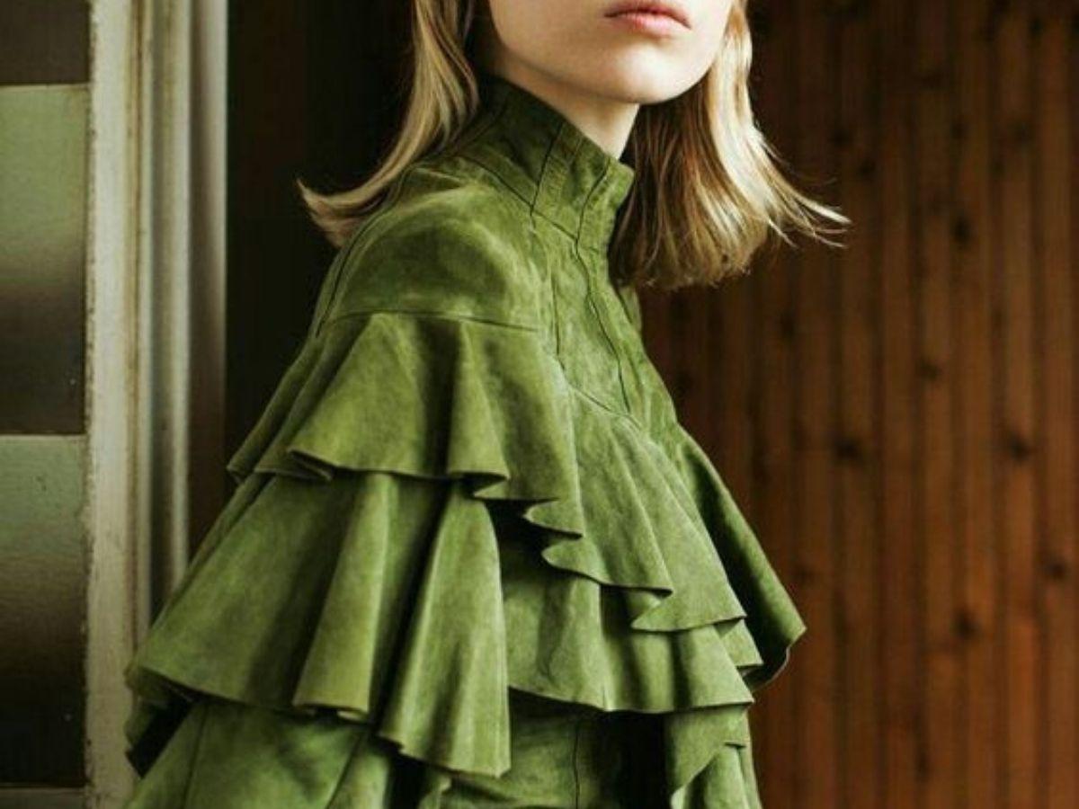 verde colore autunno 2020