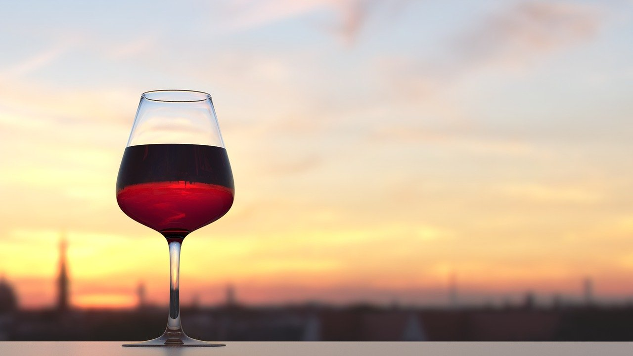 Wine therapy benefici