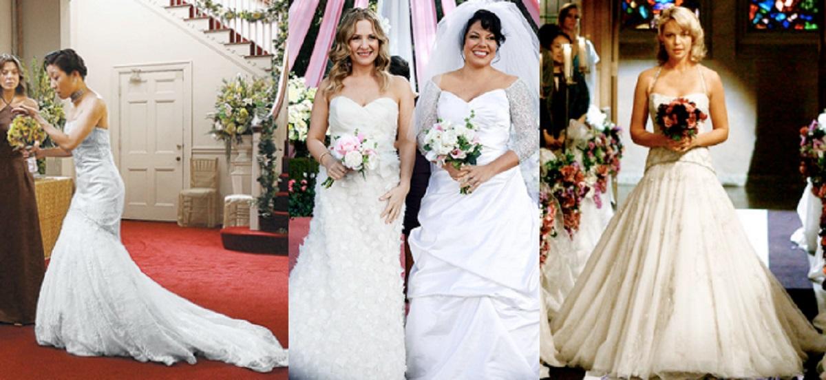 abiti da sposa più belli dei film
