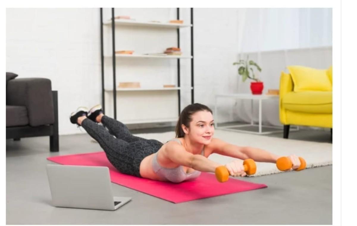 allenamento con i pesi