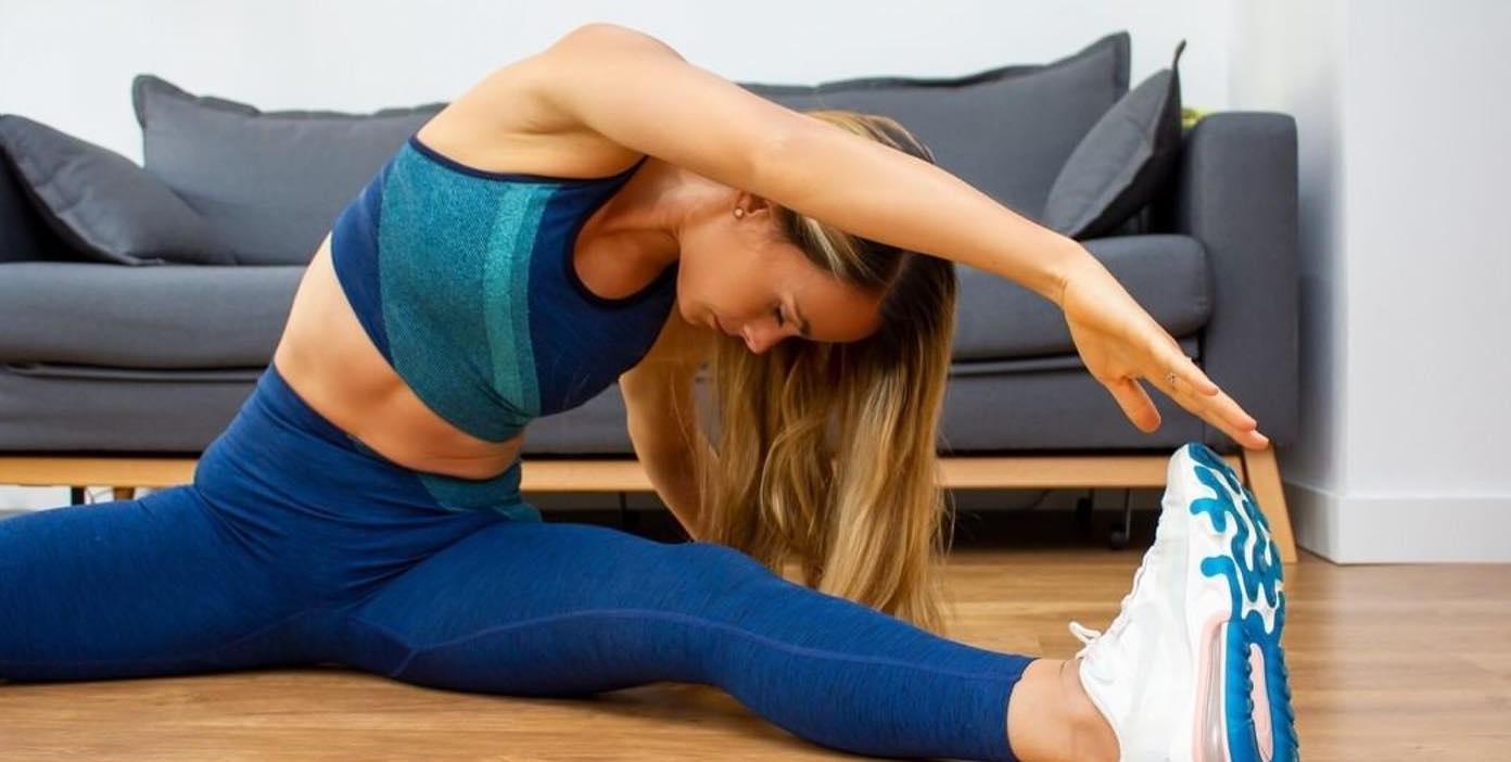 allenamento settimanale in casa