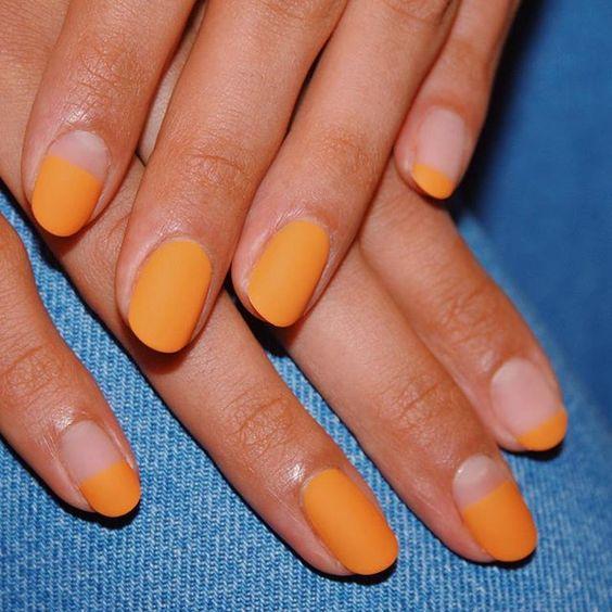 arancione colore tendenza autunno inverno 2020-21