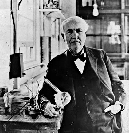 Chi era Thomas Edison