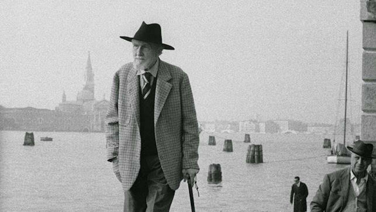 Chi era Ezra Pound