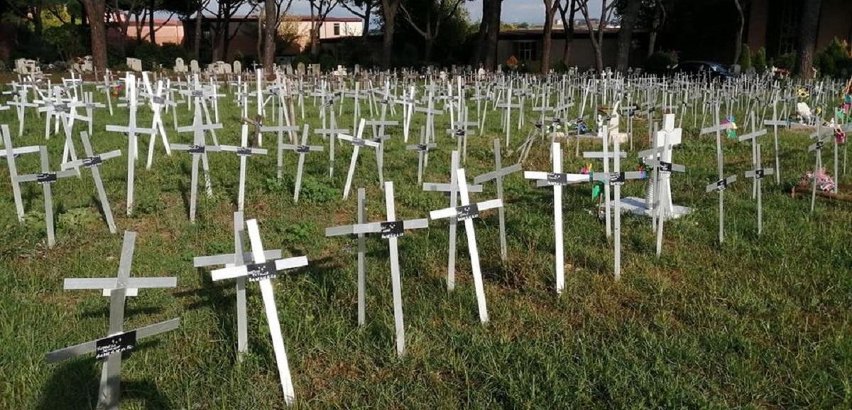 cimitero dei feti