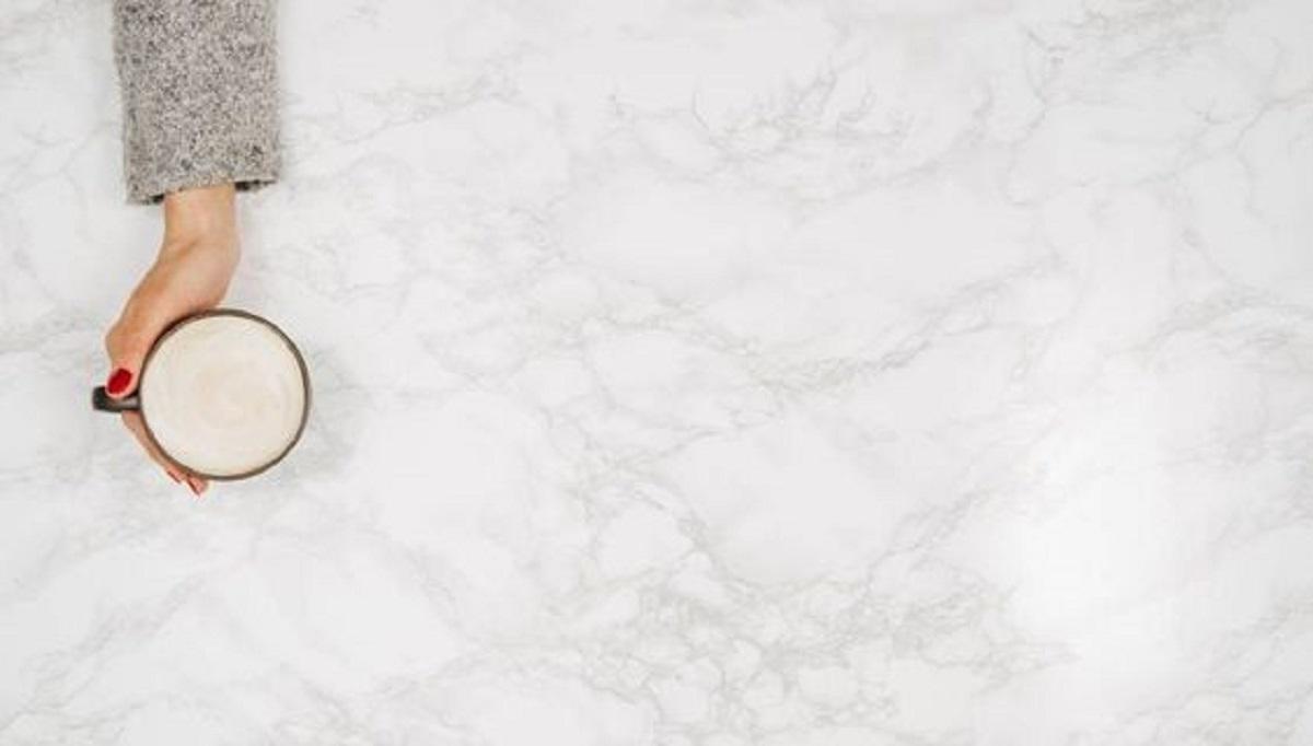 come pulire il marmo in modo naturale