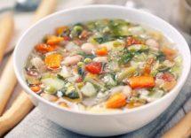 dieta del minestrone