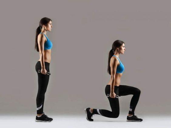 esercizi da fare a casa per tenersi in forma