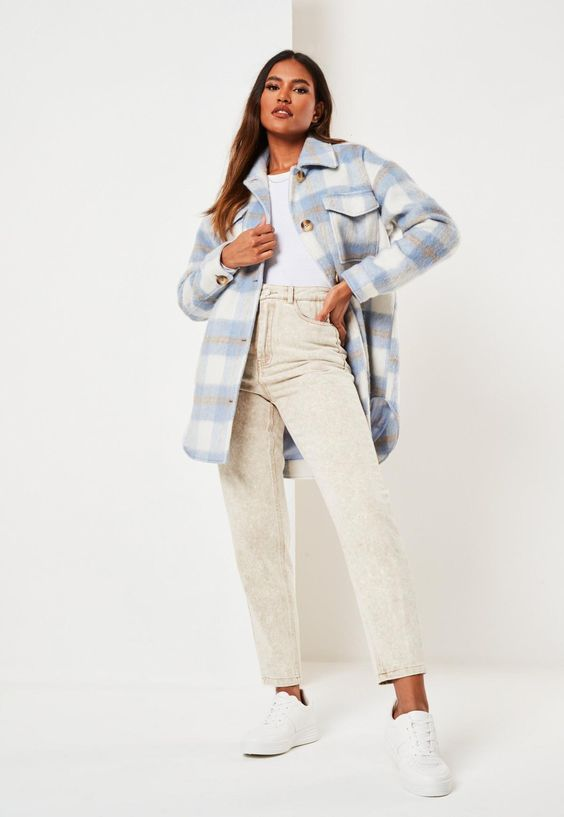 giacca-camicia autunno inverno 2020-21