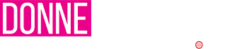 Donne Magazine logo chiaro