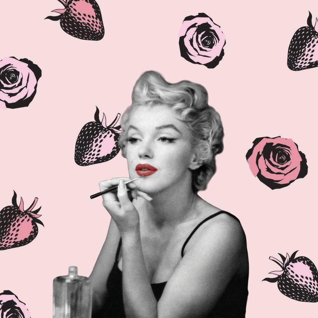 LR wonder linea Marilyn Monroe