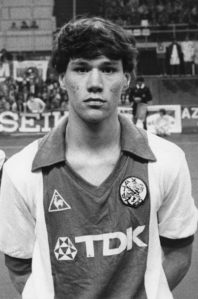 Chi è Marco Van Basten