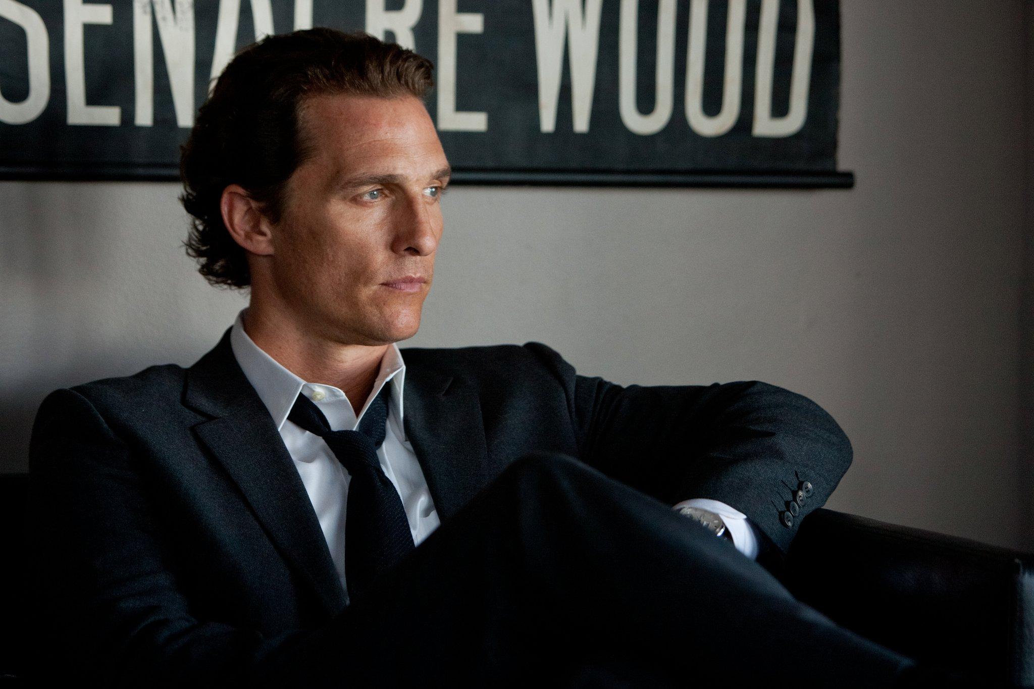 Chi è Matthew McConaughey