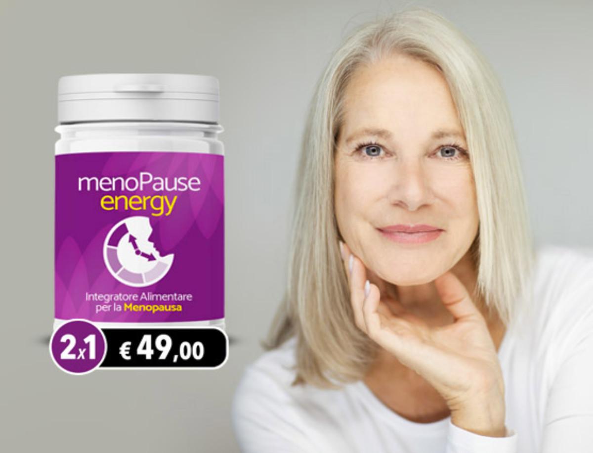 menopause energy