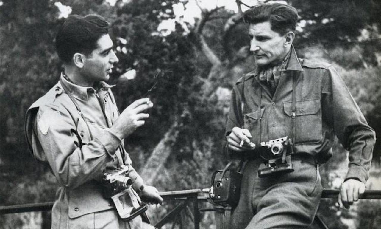 Chi era Robert Capa