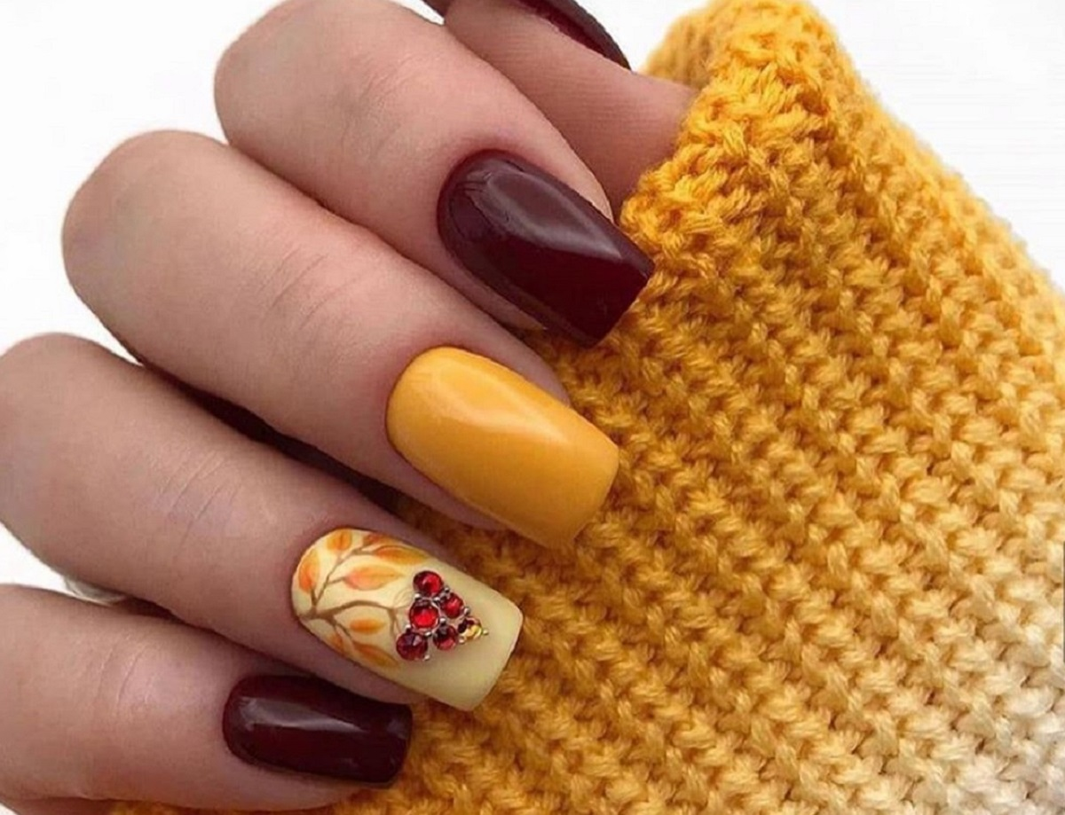 Tendenza nail art autunno 2020-21