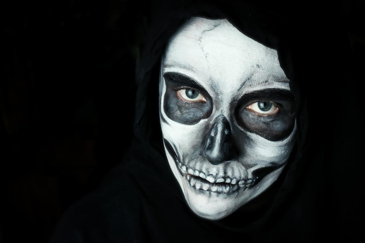 Trucco Halloween 2020