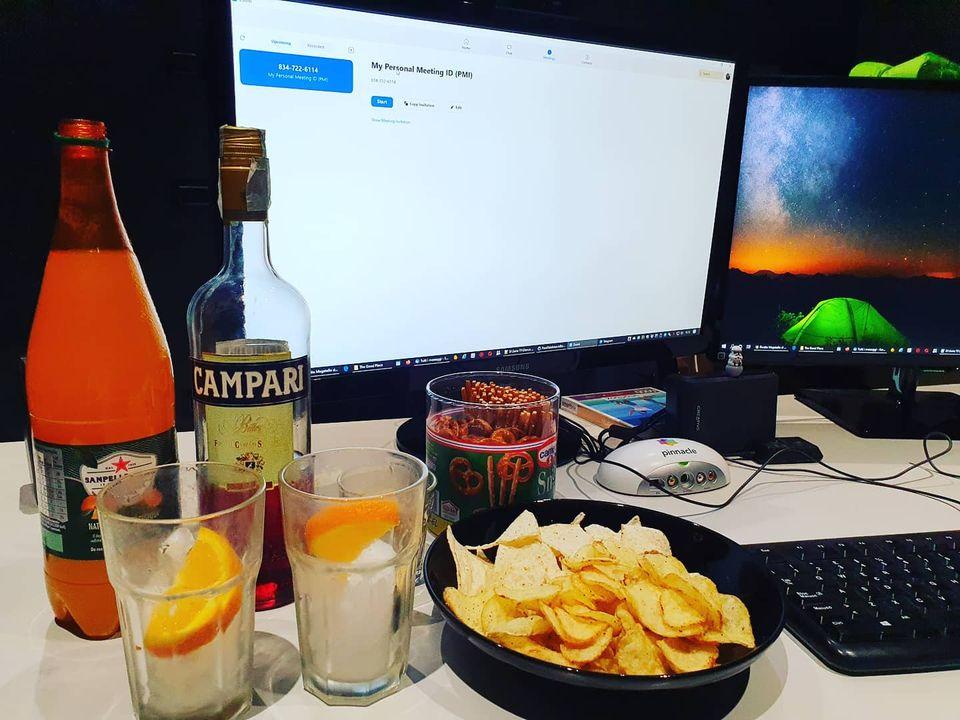 aperitivo online