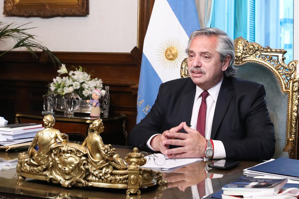 argentina presidente aborto
